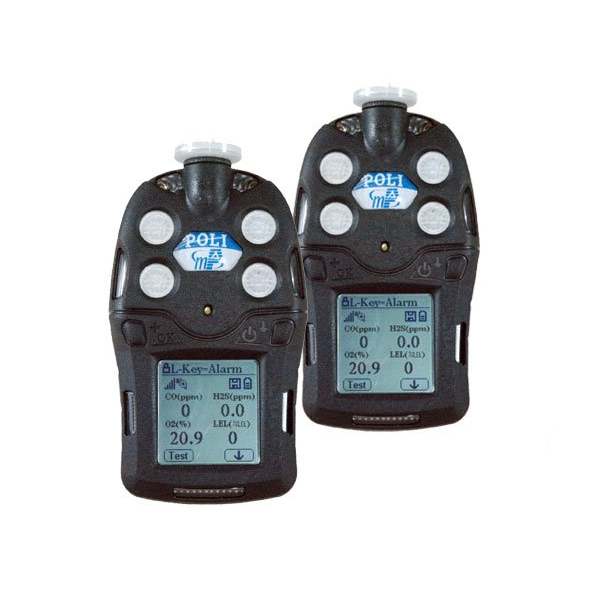 POLI MP400P 1 to 5 Multi Gas Detector with Pump Image