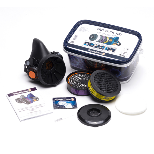 Sundstrom Pro Paint & Body Respirator Kit