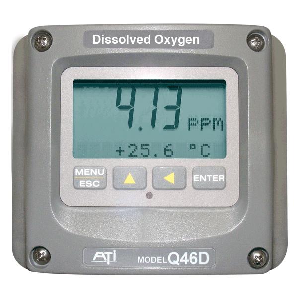 Q46D Dissolved Oxygen Monitor