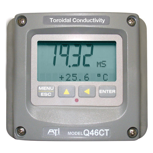 Q46CT Toroidal Conductivity Monitor