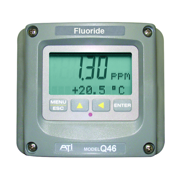 Model Q46F/82 Direct Fluoride Monitor