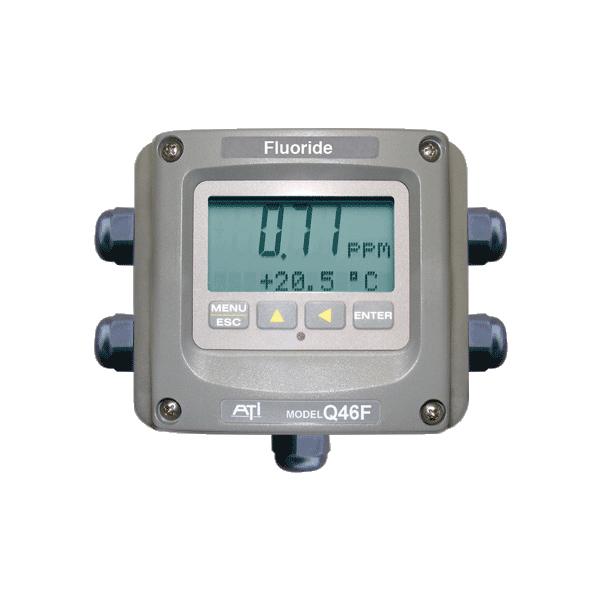 Model Q46F Fluoride Monitor