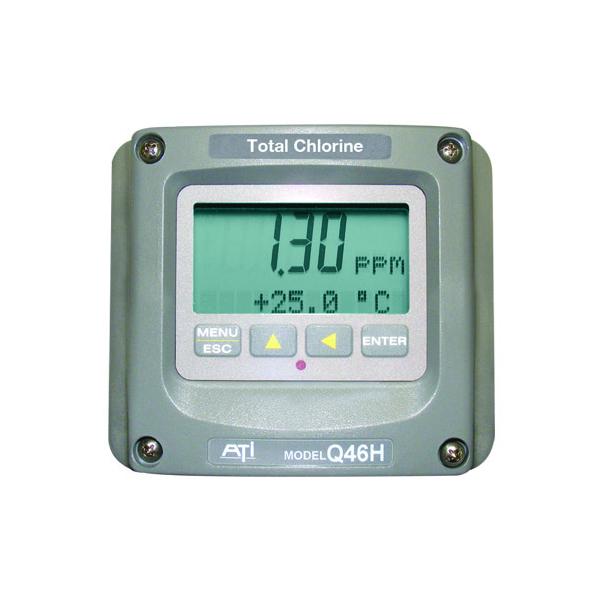 Q46H/79PR Total Chlorine Monitor