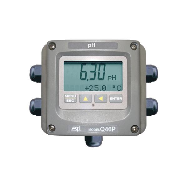 Q46P pH/ORP Monitor