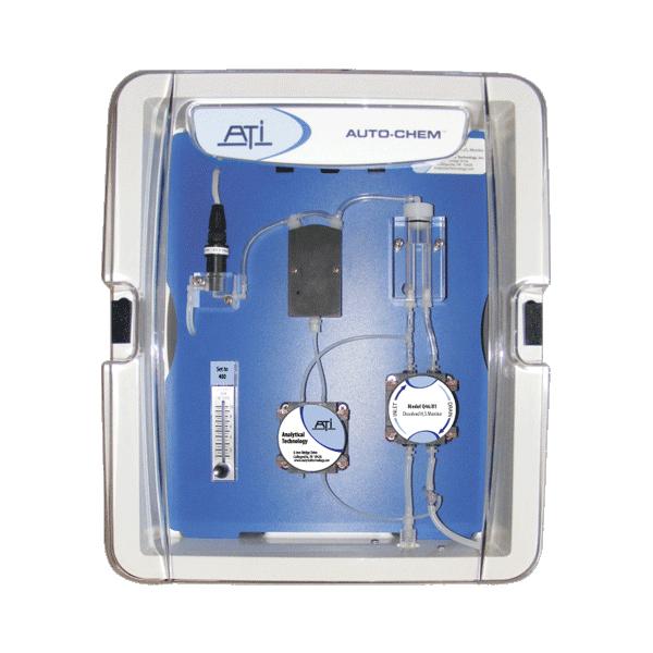 Q46S/81 Sulfide Monitor