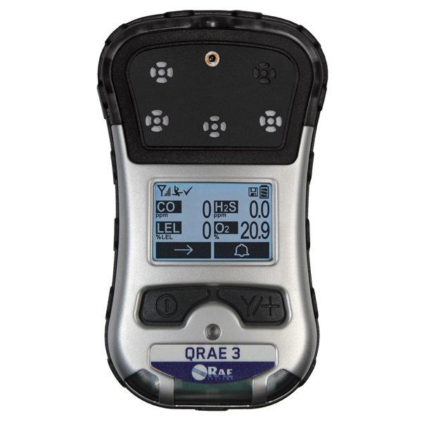 QRae 3 Diffusion Gas Detector Diffusion