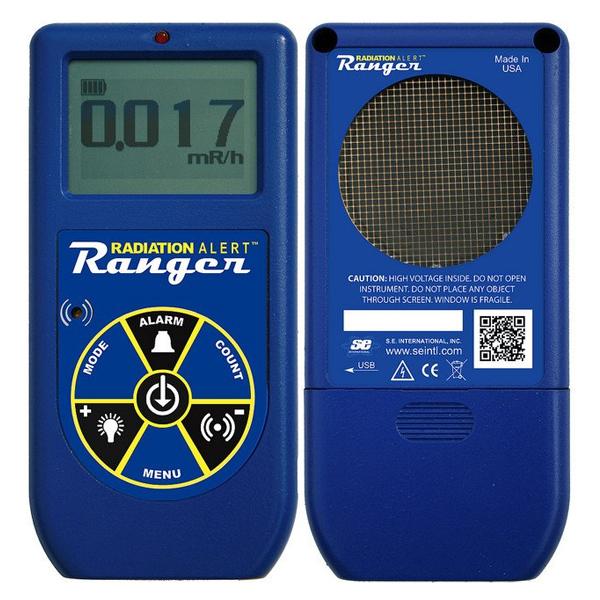Radiation Alert Ranger