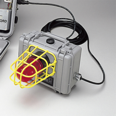 Remote CO Alarm Strobe
