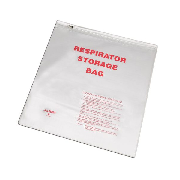 Resealable Respirator Bag