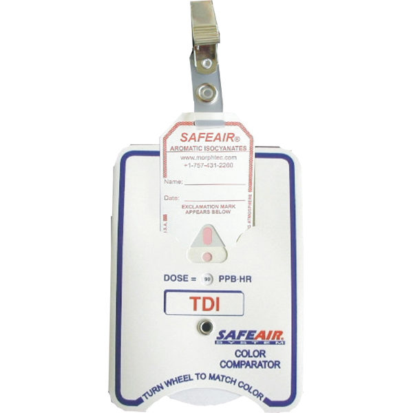 SafeAir Badge for Isocyanates