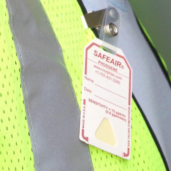 SafeAir Badge
