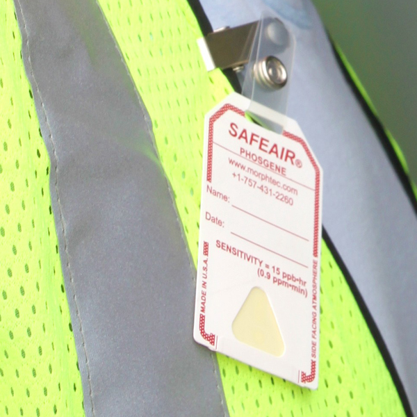 SafeAir Badge