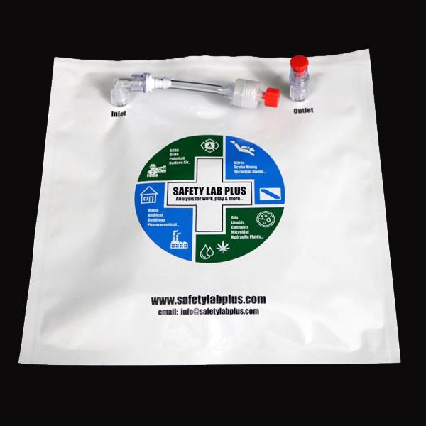 Breting Air Sample Bag