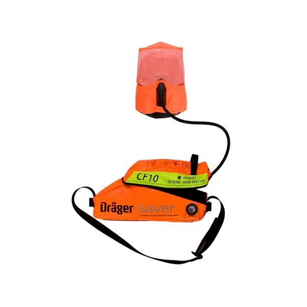 Draeger Saver CF N Emergency Escape Breathing Apparatus Image