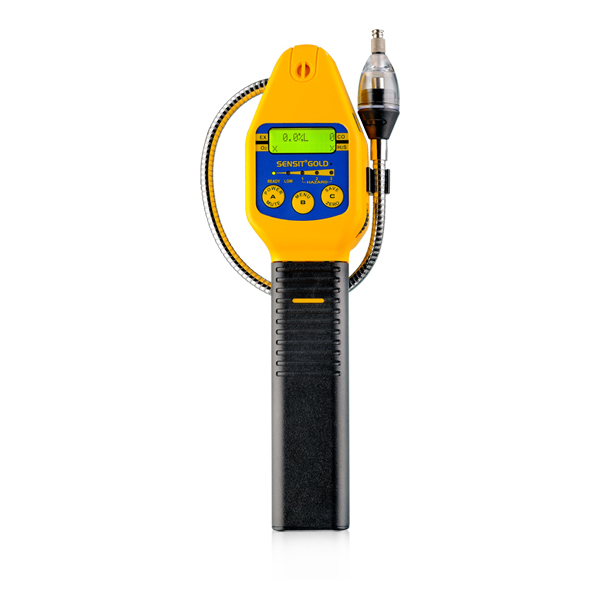Sensit Gold 100 4 Gas Leak Detector for Measuring 0-100% Gas Volume Image