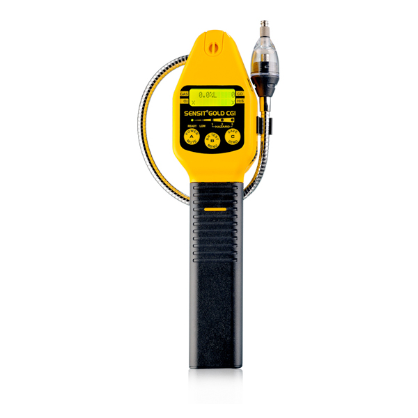 Sensit Gold CGI 4 Gas Leak Detector for Measuring 0-100% Gas Volume Image