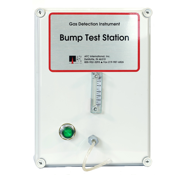Bump Test Station