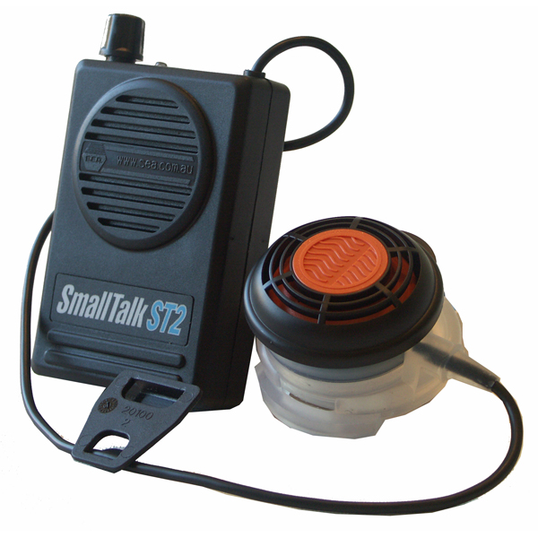 Small Talk Voice Amplifier for Sundstrom Respirators Image