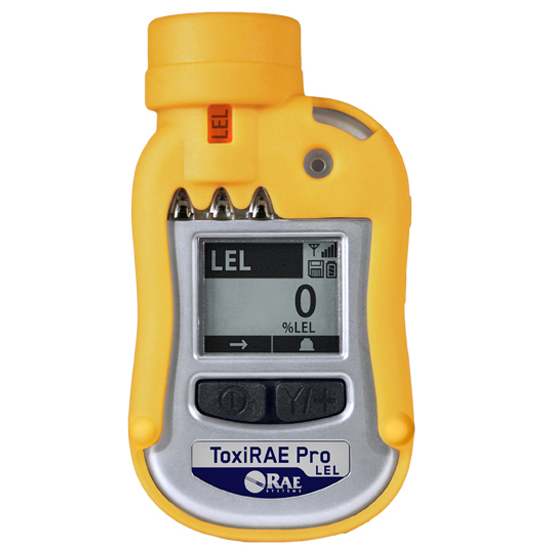 ToxiRae Pro Wireless LEL Gas Detector