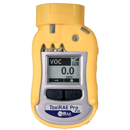 ToxiRae Pro Wireless Photo Ionization Detector Image