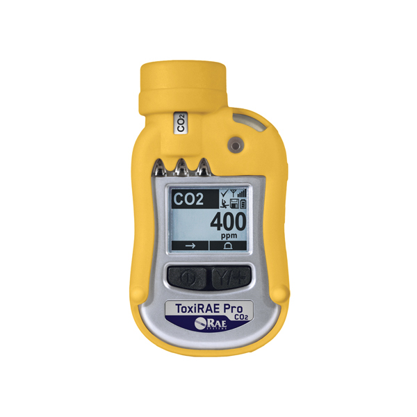 ToxiRae Pro Wireless Single Gas Detector for Carbon Dioxide Image
