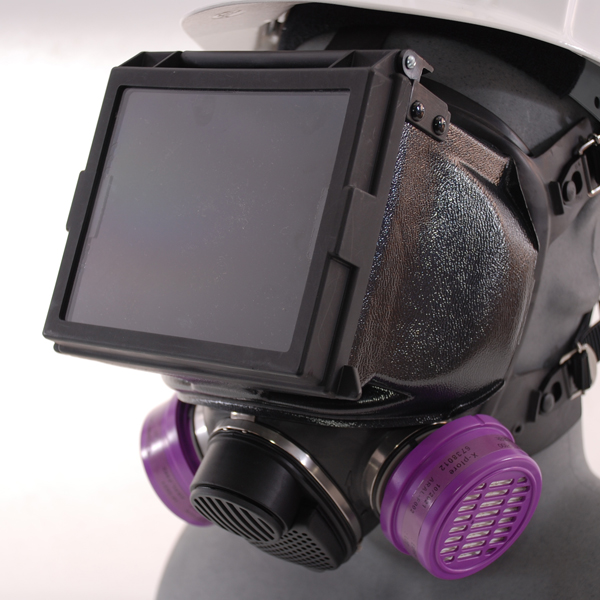 Welding Shield for Draeger Respirators Image