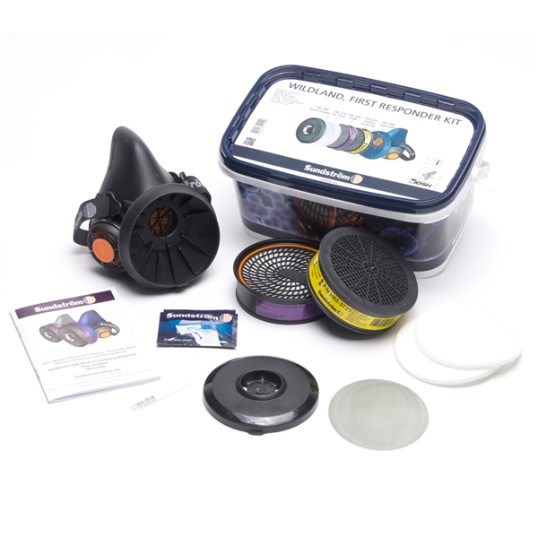Sundstrom Respirator Kit for Wildfires