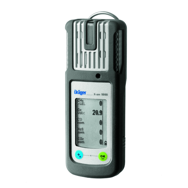 Draeger Safety X-am 5000 Multi Gas Detector Image