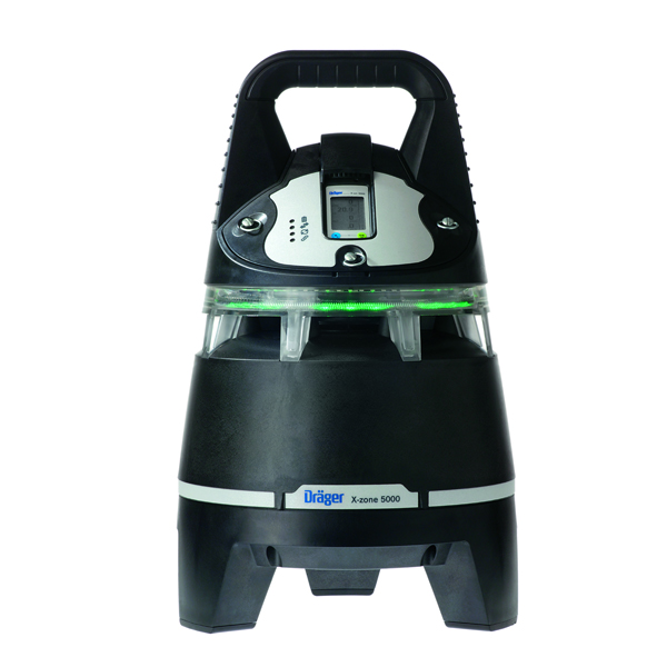 Draeger Safety X-Zone Wireless Area Monitor Image